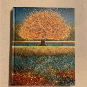 Beautiful notebook; brand new; never used